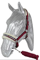 KenTaur - Halfter unterlegt mit Lammfell, Motiv Kentaur