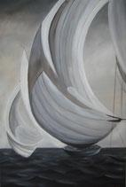 Voll im Wind