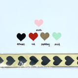 "Sticker ""Little Hearts"""