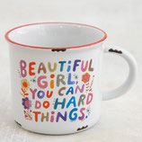 "Tasse ""Beautyful Girl"""