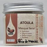 ATOULA Visage crème de manioc (90g)