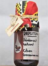 Déodorant Déocitoil Géranium Rose