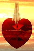 Voodoo Zauberherz Liebe bewahren