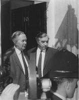 Mr. Harold Wilson and Mr. George Brown