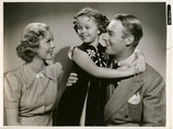 Maria Stuart, Shirley Temple and Randolph Scott