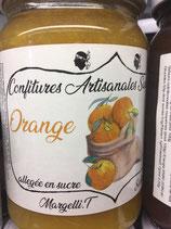 Confiture de Oranges Corses