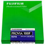 """Fuji Provia 100 F 4x5""""/20 Blatt"""