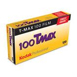 Kodak TMAX 100 Rollfilm 120