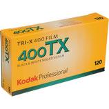 Kodak Tri-X 400 Rollfilm 120 einzeln