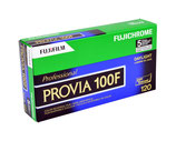 Fuji Provia 100 F Rollfilm 120 einzeln