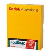 """Kodak TMAX 400 4x5""""/50 Blatt"""