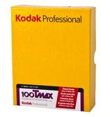 """Kodak TMAX 100 4x5""""/50 Blatt"""