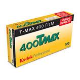 Kodak TMAX 400 Rollfilm 120 einzeln