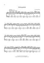 """Klaviernoten - Titel: """"Geborgenheit"""""""