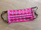Atemschutzmaske Pink  für Erwachsene und Kinder