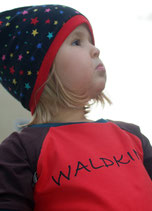 Waldkind Shirt Rot