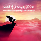 Spirits of the Air  - Meadowlark Energy -  Spirits der Lüfte  - Lerchenstärling Energie -  Manual in English or in German