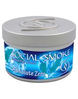 Social Smoke - Absolute Zero 250g