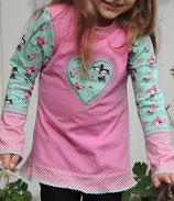 Mädchen Shirt Hafenkitz 92/98