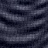 Baumwolle Punkte, 2 mm, schwarz