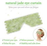 Original grüne Jade Maske