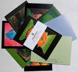 8 Kunstklappkarten