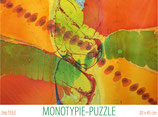 "MONOTYPIE-PUZZLE 6 ""ORANGE"" – 266 Teile"