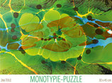 "MONOTYPIE-PUZZLE 4 ""Wiese I"" – 266 Teile"