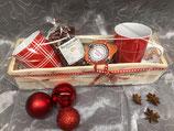 Weihnachts Tee Geschenk Korb