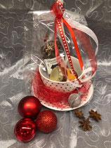 Weihnachts Tee Geschenk Tasse gross