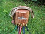 Geschlossene Seilzügel für Ponys