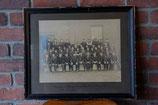 1906's GENTLMEN'S OLD PHOTO FRAME