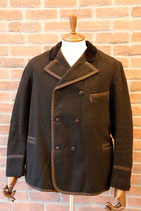 1900's FRENCH DOUBLE BREASTED JACKET