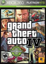 Grand Theft Auto IV *SEMINUEVO*