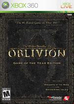 The Elder Scrolls IV OBLIVION *SEMINUEVO*