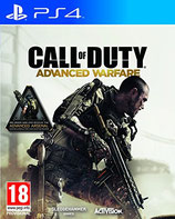 Call of Duty ADVANCED WARFARE *SEMINUEVO*