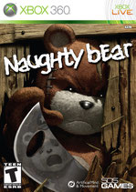 Naughty Bear *SEMINUEVO*