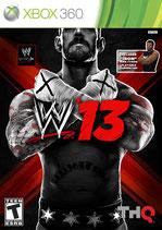 WWE 13 *SEMINUEVO*