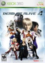 Dead or Alive 4 *SEMINUEVO*