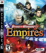 Dinasty Warriors 6 Empires *SEMINUEVO*