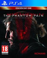 Metal Gear Solid The Phantom Pain*SEMINUEVO*