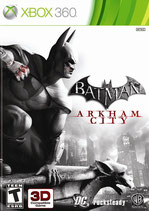 BATMAN Arkham city *SEMINUEVO*