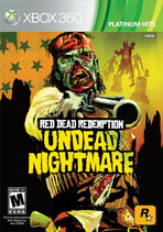 Red Dead Redemption Undead Nightmare *SEMINUEVO*