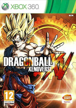 Dragon Ball XENOVERSE XV *SEMINUEVO*