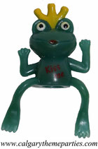 Frog Prince Pencil Topper
