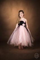 Robe tutu Princesse Rosy bustier doublé