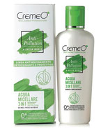 Cremeò Acqua Micellare Detox Antipollution 3 in 1