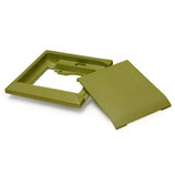 Art. 1467.C7 Cover Set Design Steckdose olive