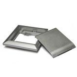 Art. 1467.C4 Cover Set Design Steckdose silver