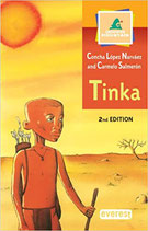 Tinka.  Concha López Narváez y Carmelo Salmerón